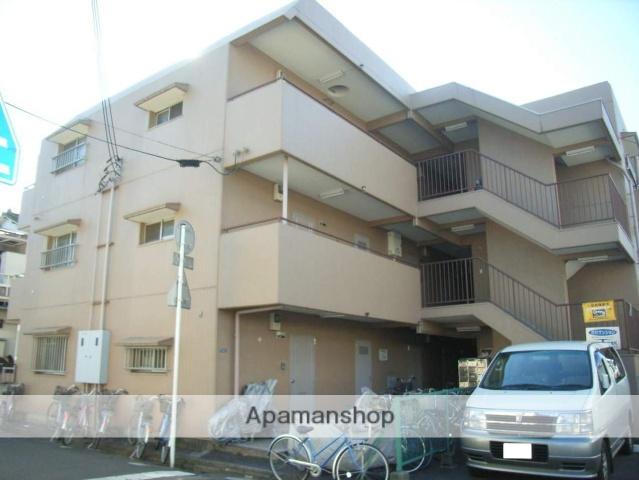 神奈川県川崎市川崎区、浜川崎駅徒歩13分の築34年 3階建の賃貸マンション