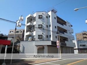 神奈川県川崎市幸区、鹿島田駅徒歩12分の築31年 4階建の賃貸マンション