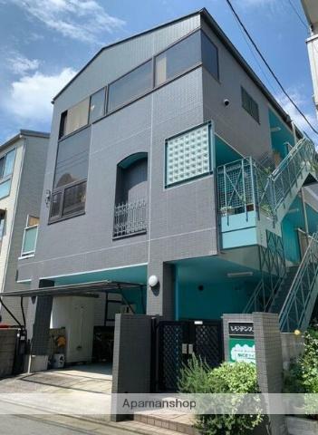 神奈川県川崎市幸区、尻手駅徒歩20分の築23年 3階建の賃貸マンション