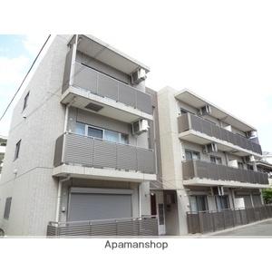 神奈川県川崎市中原区、鹿島田駅徒歩13分の築7年 3階建の賃貸マンション