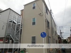 神奈川県川崎市川崎区、川崎新町駅徒歩17分の築1年 3階建の賃貸アパート