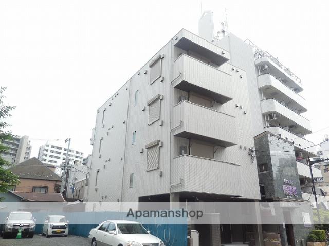 神奈川県川崎市川崎区、川崎駅徒歩14分の築1年 4階建の賃貸マンション