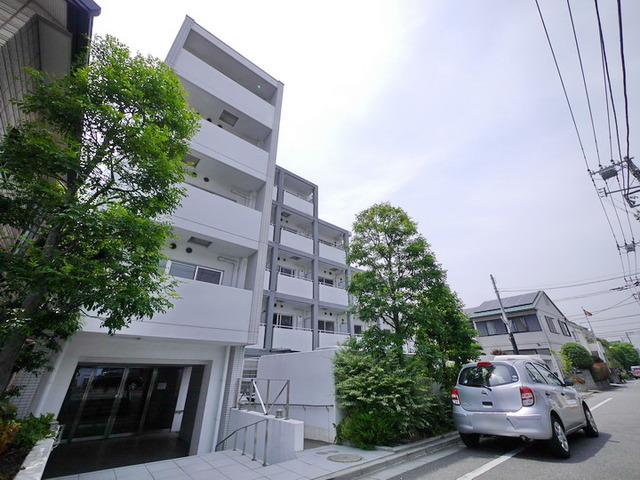 神奈川県川崎市幸区、尻手駅徒歩19分の築10年 5階建の賃貸マンション