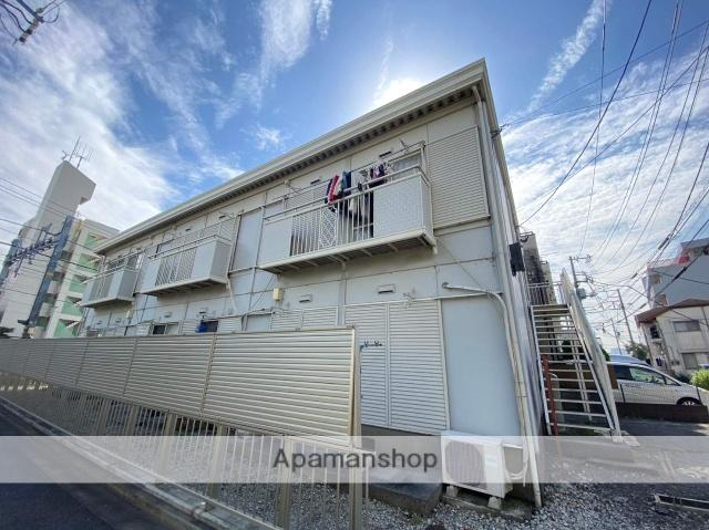 神奈川県川崎市川崎区、川崎駅徒歩20分の築31年 2階建の賃貸アパート