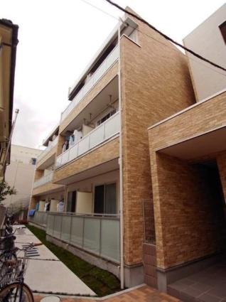 リブリ・アドバンス鶴見Ⅱ[1K/26.08m2]の外観2