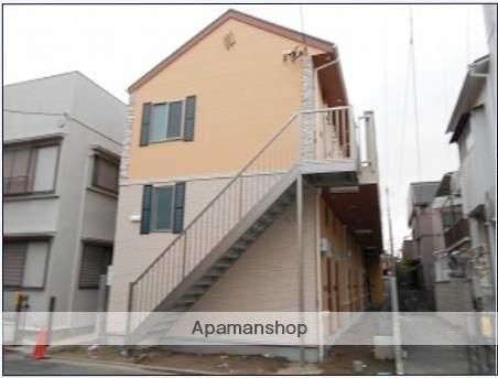神奈川県川崎市幸区、川崎駅徒歩9分の新築 2階建の賃貸アパート