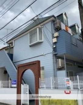 神奈川県川崎市川崎区、川崎駅徒歩27分の築30年 2階建の賃貸アパート