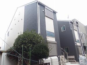 神奈川県川崎市幸区、川崎駅徒歩23分の築1年 2階建の賃貸アパート