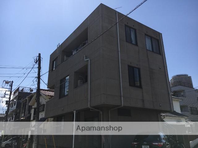 神奈川県川崎市幸区、矢向駅徒歩15分の築21年 3階建の賃貸マンション