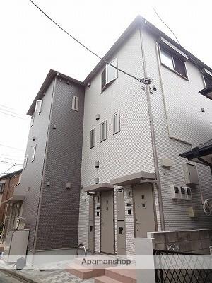 神奈川県川崎市幸区の築4年 2階建の賃貸アパート