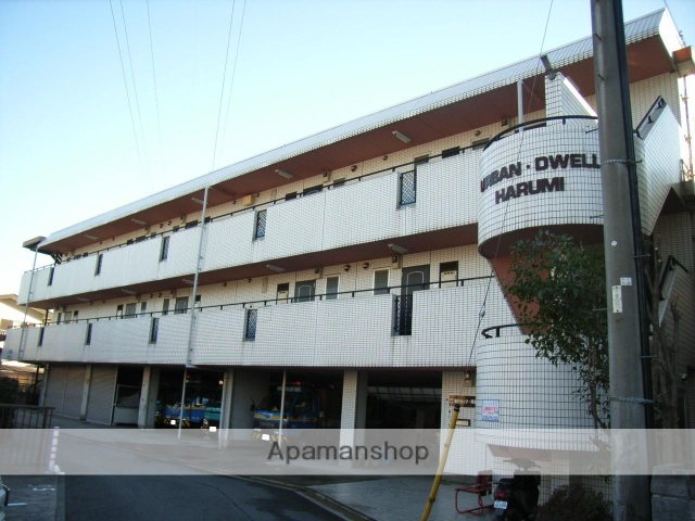 神奈川県横浜市鶴見区、尻手駅徒歩15分の築28年 3階建の賃貸マンション