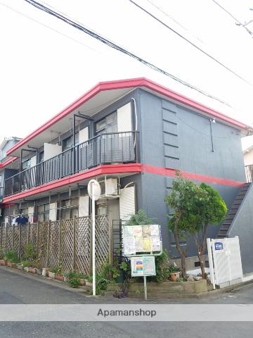 神奈川県川崎市中原区、鹿島田駅徒歩14分の築26年 2階建の賃貸アパート