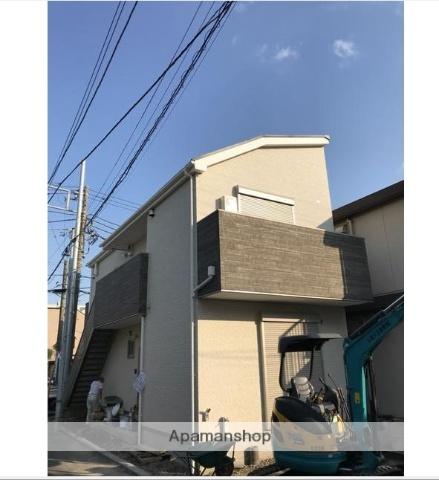 神奈川県横浜市鶴見区、尻手駅徒歩10分の新築 2階建の賃貸アパート