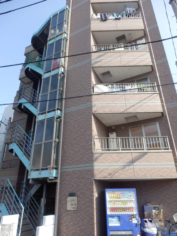 神奈川県川崎市幸区、鹿島田駅徒歩7分の築16年 5階建の賃貸マンション