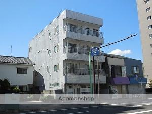 神奈川県川崎市幸区、川崎駅徒歩10分の築28年 4階建の賃貸マンション