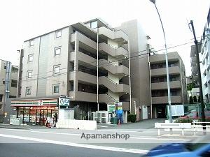 神奈川県横浜市港北区、新横浜駅徒歩18分の築20年 6階建の賃貸マンション