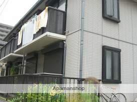 神奈川県川崎市中原区、平間駅徒歩5分の築22年 2階建の賃貸アパート