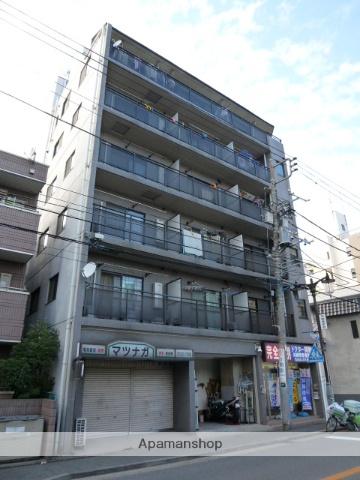 神奈川県川崎市川崎区、川崎新町駅徒歩13分の築23年 6階建の賃貸マンション