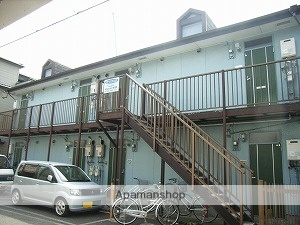 神奈川県川崎市幸区、尻手駅徒歩19分の築29年 2階建の賃貸アパート