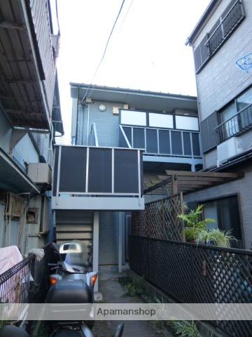 神奈川県川崎市幸区、川崎駅徒歩12分の築17年 2階建の賃貸アパート