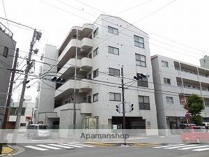 神奈川県川崎市川崎区、浜川崎駅徒歩20分の築27年 5階建の賃貸マンション