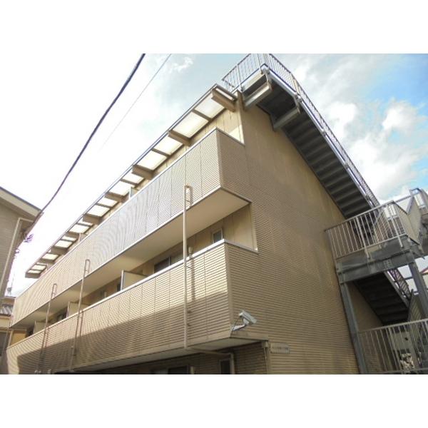 神奈川県川崎市川崎区、川崎大師駅徒歩10分の築8年 3階建の賃貸マンション