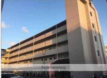 神奈川県川崎市幸区、矢向駅徒歩17分の築21年 5階建の賃貸マンション