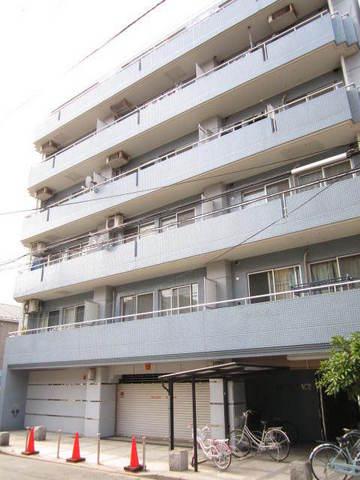 神奈川県横浜市鶴見区、生麦駅徒歩3分の築25年 7階建の賃貸マンション