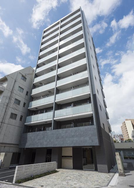 神奈川県川崎市川崎区、八丁畷駅徒歩15分の築1年 12階建の賃貸マンション