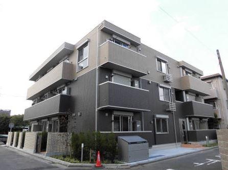 神奈川県川崎市川崎区、小島新田駅徒歩11分の築1年 3階建の賃貸アパート