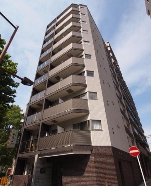 神奈川県川崎市川崎区、川崎駅徒歩8分の築7年 10階建の賃貸マンション