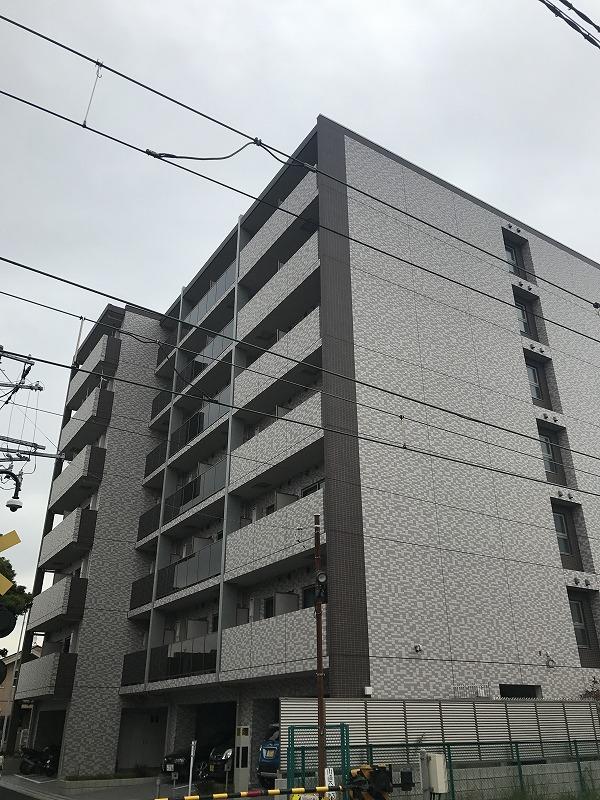 神奈川県川崎市川崎区、川崎大師駅徒歩5分の新築 7階建の賃貸マンション