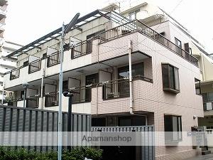 神奈川県川崎市幸区、川崎駅徒歩6分の築25年 3階建の賃貸マンション