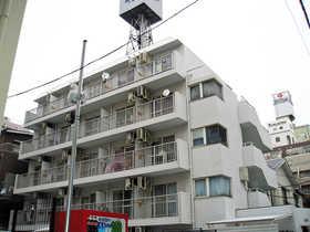 神奈川県川崎市川崎区、八丁畷駅徒歩7分の築29年 5階建の賃貸マンション