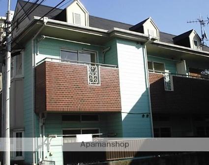 神奈川県横浜市鶴見区、八丁畷駅徒歩20分の築30年 2階建の賃貸アパート