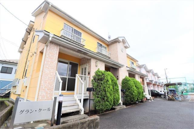 神奈川県厚木市、本厚木駅バス11分六堂辻下車後徒歩3分の築16年 2階建の賃貸テラスハウス