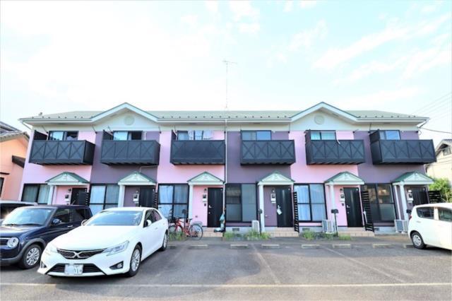 神奈川県厚木市、本厚木駅神奈川中央交通バス14分林下車後徒歩5分の築17年 2階建の賃貸アパート