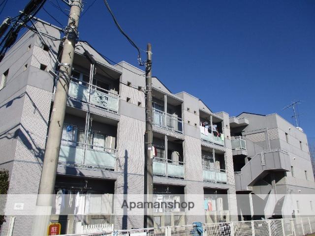 神奈川県伊勢原市、愛甲石田駅徒歩6分の築29年 3階建の賃貸マンション