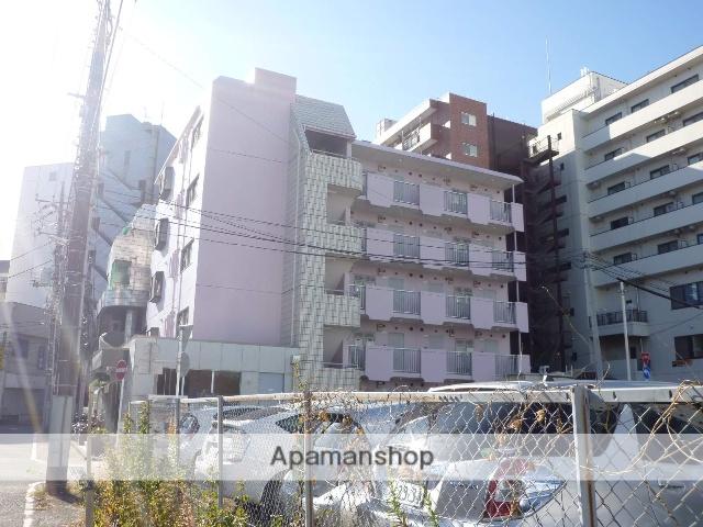 神奈川県厚木市、本厚木駅徒歩6分の築30年 5階建の賃貸マンション