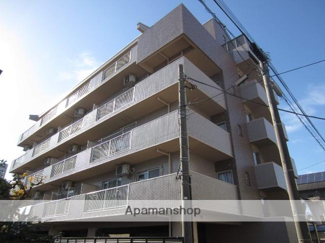 神奈川県厚木市、本厚木駅徒歩9分の築22年 5階建の賃貸マンション