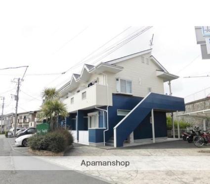 神奈川県厚木市、本厚木駅徒歩18分の築19年 2階建の賃貸アパート
