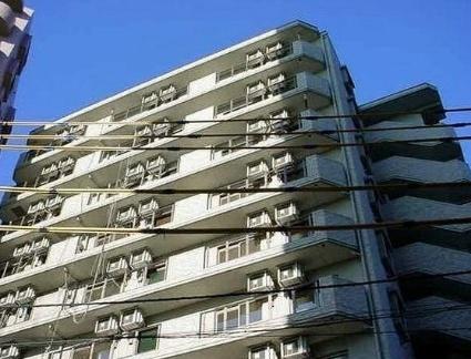 神奈川県海老名市中央3丁目[1K/22.04m2]の外観3