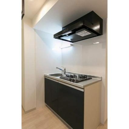 横浜ベイクリウス[1K/25.08m2]のキッチン