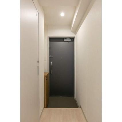 横浜ベイクリウス[1K/25.08m2]の玄関