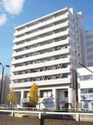 神奈川県横浜市西区戸部本町[1R/19.82m2]の外観