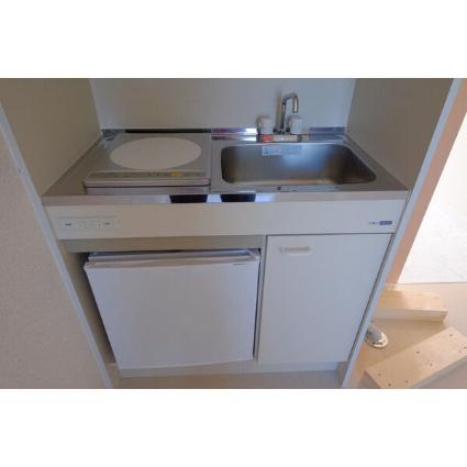 ユナイト根岸ヘルマン・ヘッセ[1R/12.5m2]のキッチン
