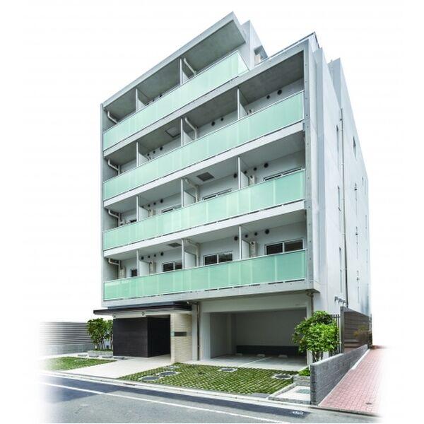 新着賃貸3:東京都目黒区目黒本町2丁目の新着賃貸物件