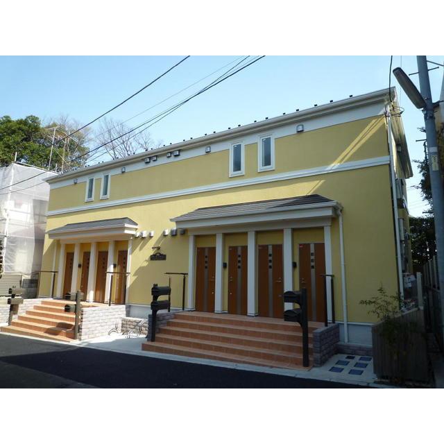 新着賃貸1:東京都目黒区中根2丁目の新着賃貸物件