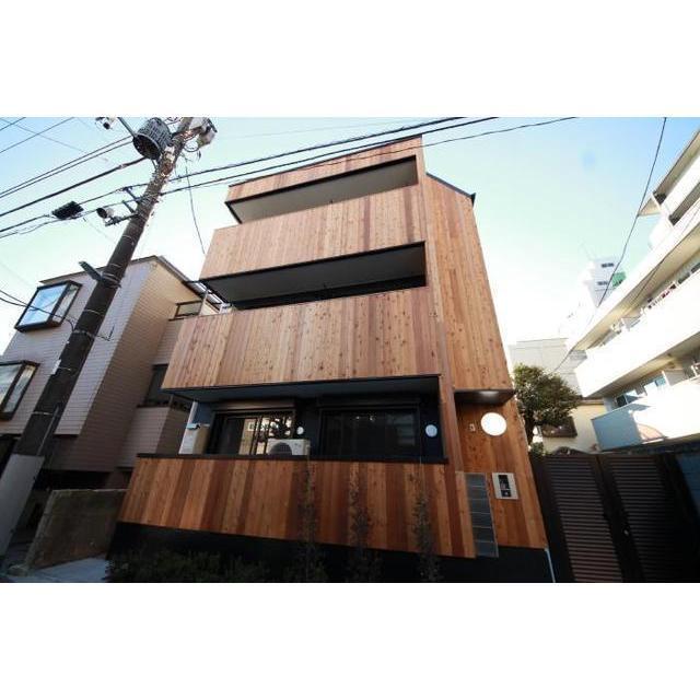 新着賃貸9:東京都目黒区下目黒6丁目の新着賃貸物件