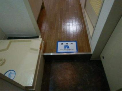 パルム日吉[1R/16.24m2]の玄関
